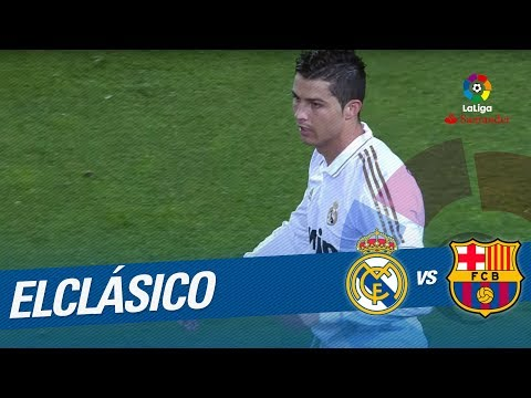 El Clasico - TOP Goals Cristiano Ronaldo 2006 - 2017 at the Camp Nou