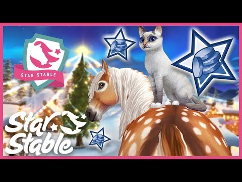 Star Coins Giveaway - Ride Into Winter with Star Stable Online