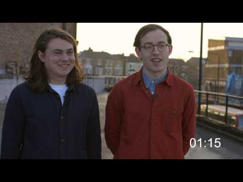 Bombay Bicycle Club - 3 minutes to stage (Brixton Interview)