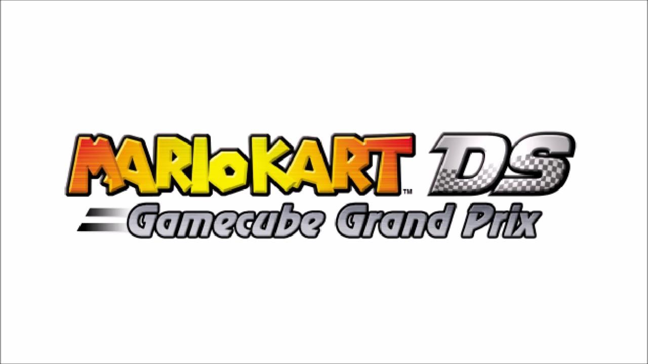 Mario Kart Ds Gamecube Grand Prix Bowser S Castle Luigi S