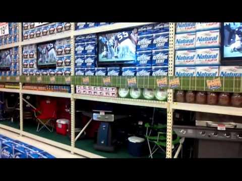 Dallas Cowboys stadium of beer