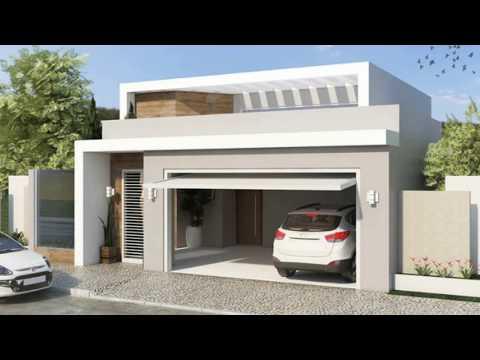 Planta sobrado moderno doovi for Casa moderna minimalista 6 00 m x 12 50 m 220 m2