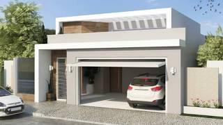 casa planta moderna projetos bedrooms floor plan