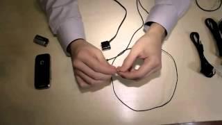 видео Микронаушники в помощь студентам