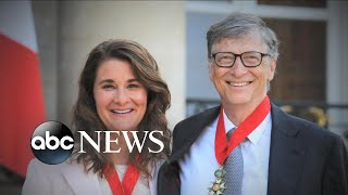 Bill Gates faces allegations of inappropriate behavior l GMA