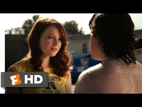 Easy A (2010) - 100 Bucks for Second Base Scene (6/10) | Movieclips