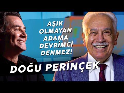 """DOĞU PERİNÇEK  """"ONLAR DÖNEK OĞLU DÖNEK!"""""""