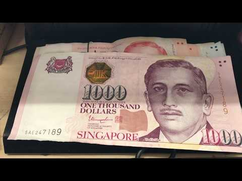 1K SGD Singapore Dollar
