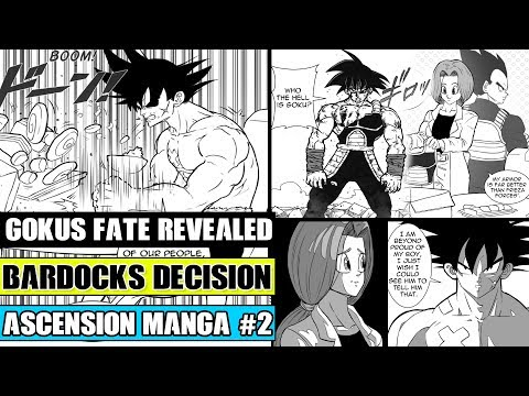 Dragon Ball Ascension: Bardock Learns Of Gokus Fate! The Story Of Bardock In The Future!