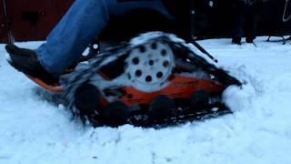 видео Электрическая инвалидная кресло-коляска (скутер) Vermeiren Carpo 3