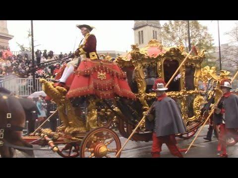 The Lord Mayor's Show Procession, 2016 Full parade