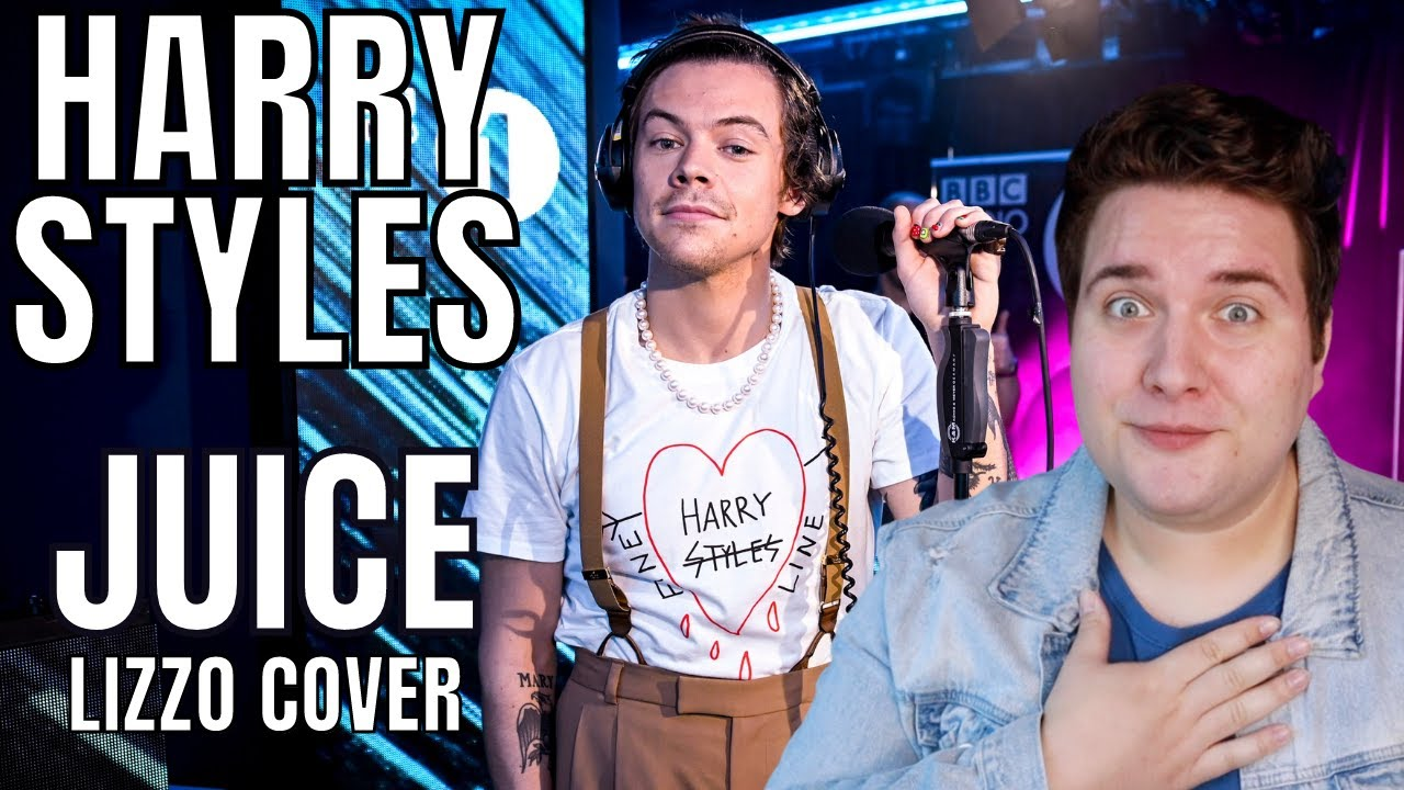Harry Styles - Juice (Lizzo Cover/BBC Live Lounge) *REACTION*