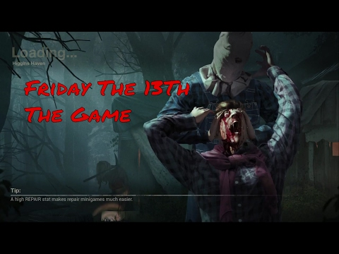 Friday The 13th: The Game - 4am Stream