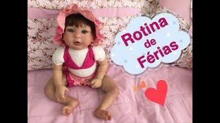 ROTINA DE FÉRIAS COMPLETO