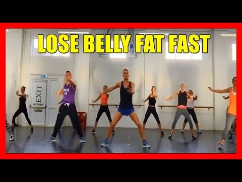 [Exercises To Lose Belly Fat] - BEST EXERCISES - Zumba To Lose Belly Fat - FULL