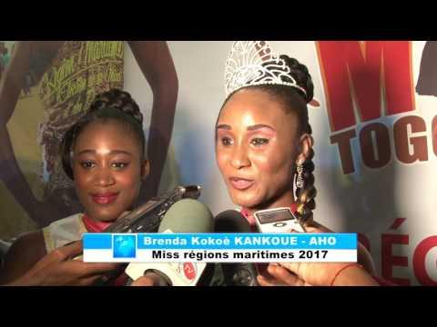 Miss-Togo super régional 2017