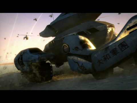 Red Alert 3 - Japanese Invasion HD
