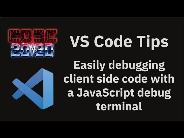 Easily debugging client side code with a JavaScript debug terminal