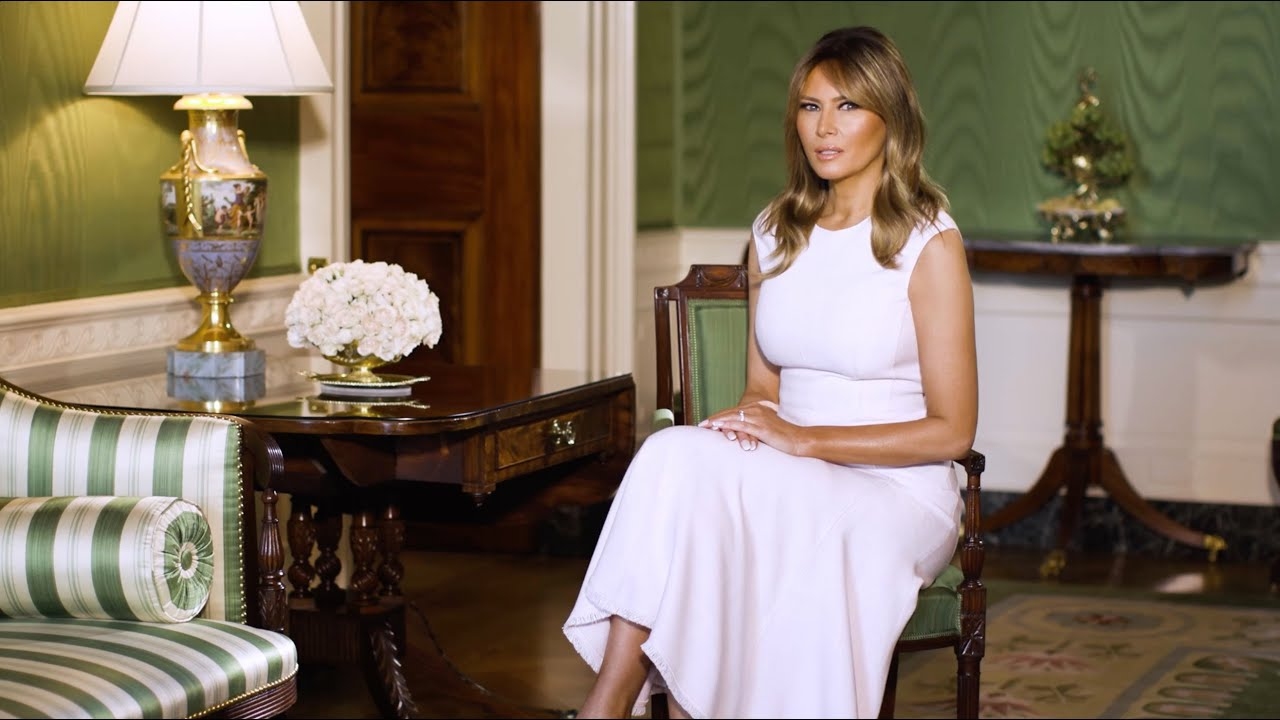 First Lady Melania Trump's Mother's Day Message