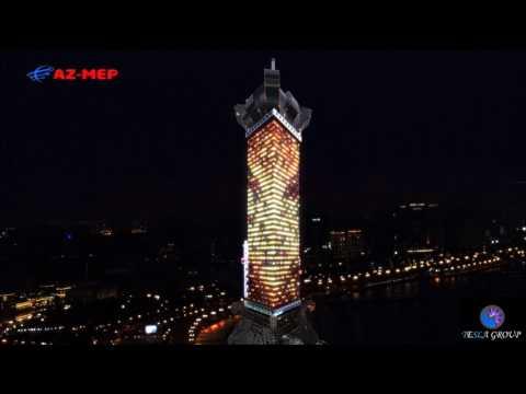 Azinco Building Animation Azerbaijan