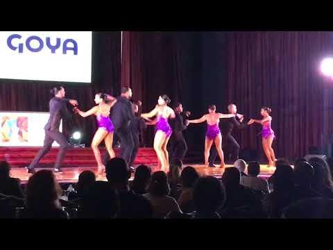 Huracan Pro Team- New York Salsa Congress 2017