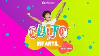 Culto Infantil   Igreja Presbiteriana do Rio   18.07.2021