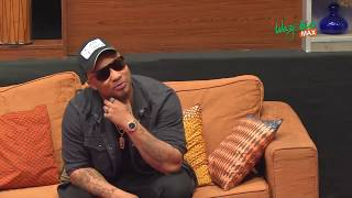 B - Red Talks About Davidos Assurance Chioma - The Night Show