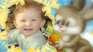 поздравления с днем рождения ребенку девочке 1 год