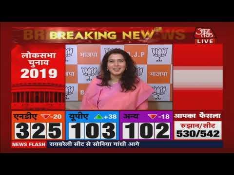 Election Results LIVE 2019 | SP-BSP Gathbandhan Fails To Contain TsuNaMo In Uttar Pradesh