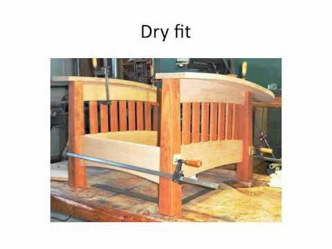 American Furniture Design Bow Arm Morris Chair How To Build