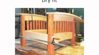American Furniture Design - Bow Arm Morris Chair, How To Build