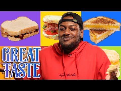 The Best Lunch Sandwich | Great Taste