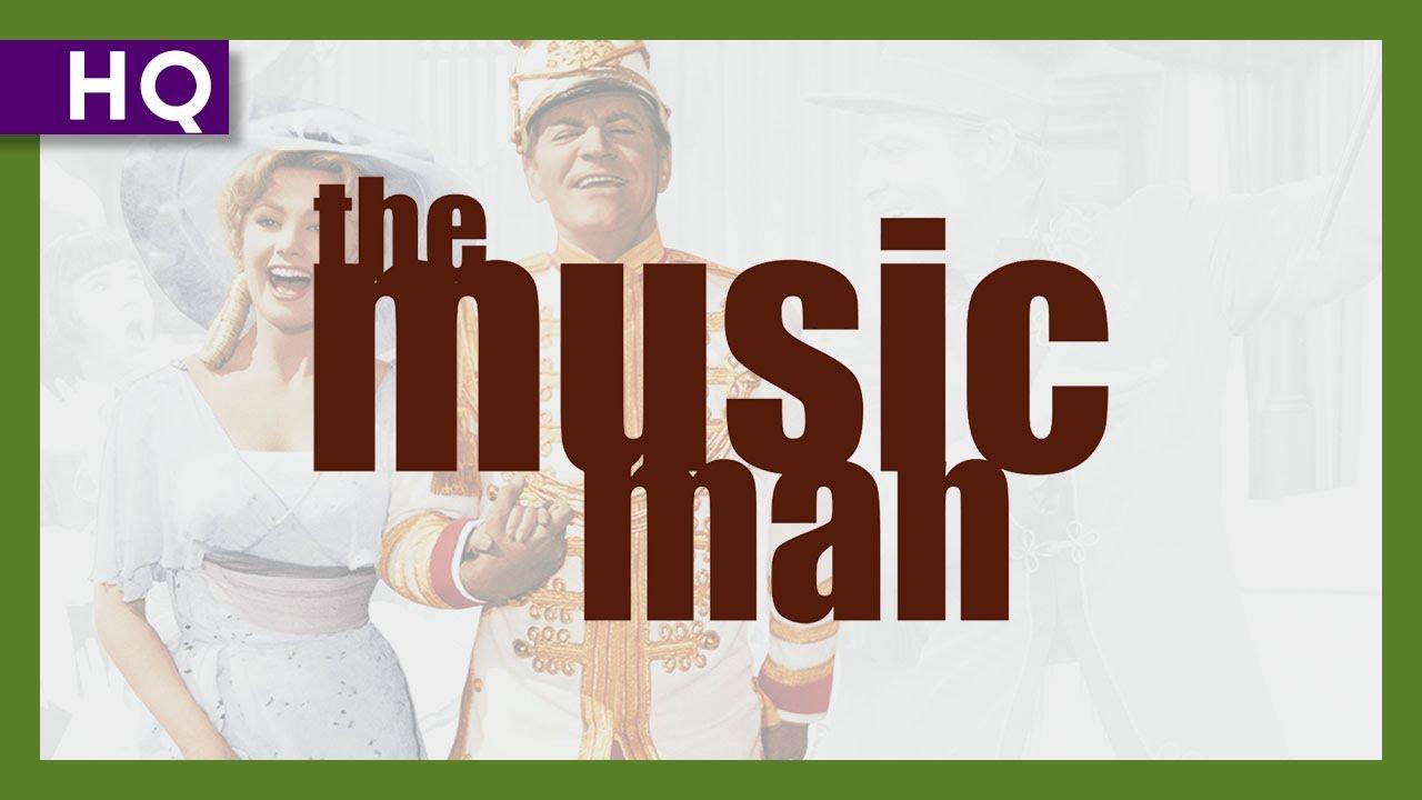 The Music Man (1962) Trailer