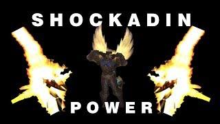 Shockadin POWER! (WoW TBC PVP)