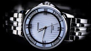 Review đồng hồ Casio LTP-1391D-2A2VDF mặt số nhỏ gọn kích thước 29mm, khả năng chịu nước 5atm