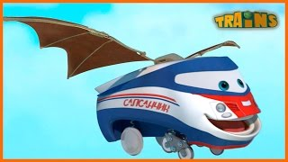 Super Wings English Full Episodes 10 11 12