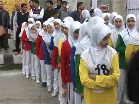 sanan at Islamic International school Run