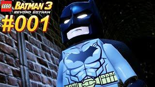 LEGO BATMAN 3 JENSEITS VON GOTHAM #001 Batman Begins ★ Let