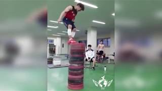 Extreme Jumps