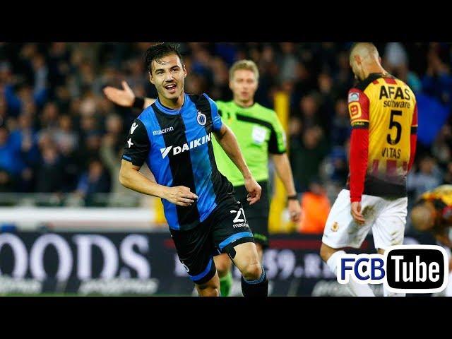 2017-2018 - Jupiler Pro League - 07. Club Brugge - KV Mechelen 2-0