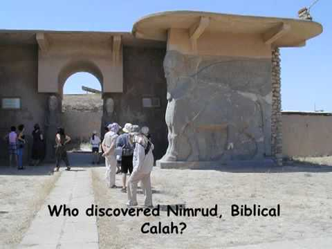 Archaeological Discoveries in Bible Lands (2/8): Digging Up The Past, Part 2