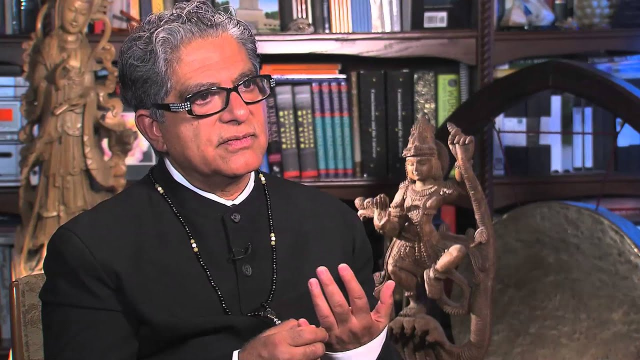 does deepak chopra have a daughter