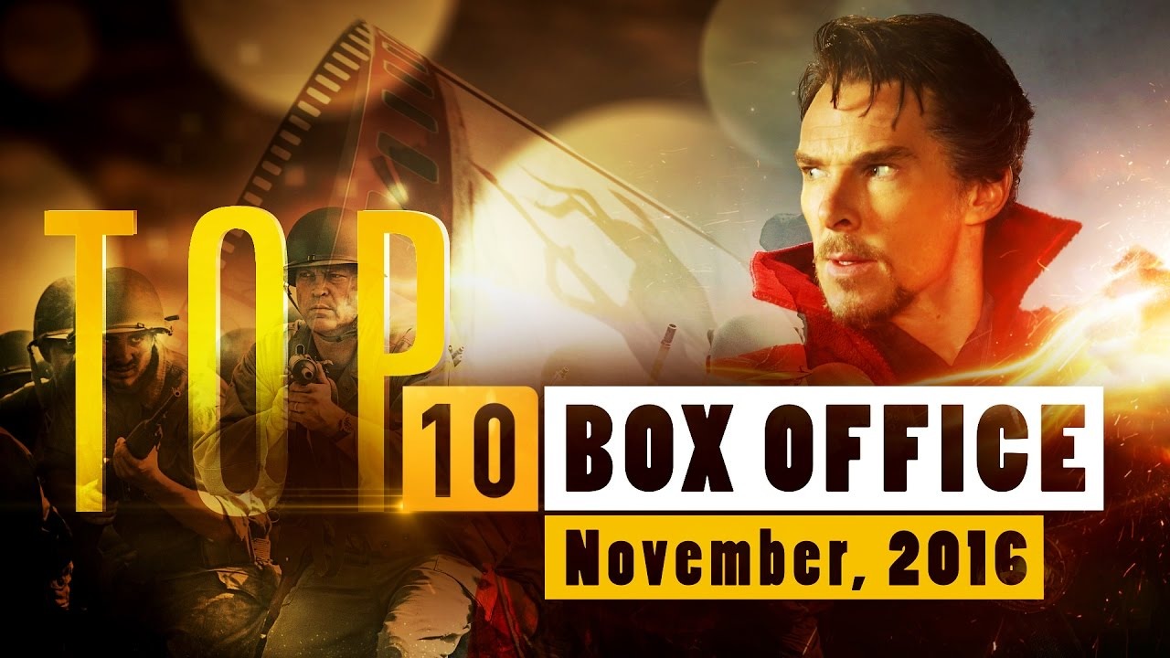 Top 10 box office movies november 2016 quick up movie youtube - Classement film box office ...