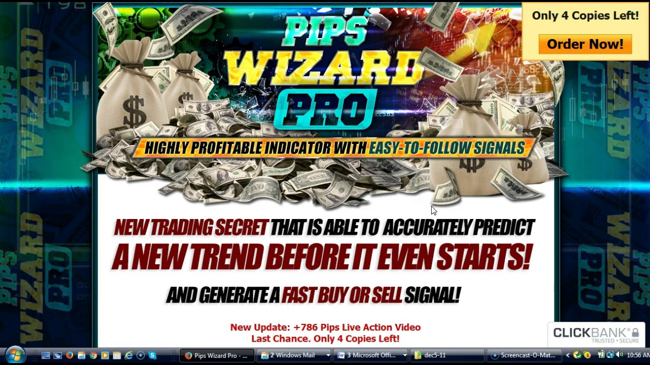 Dont Buy Pips Wizard Pro Till You – Watch Pips Wizard Pro Reviews