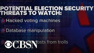 Election hacking: Why experts think we should trust midterm election results