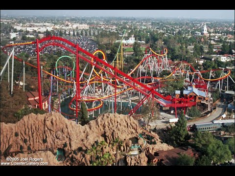 Surviving the Amusement Park: Full Day of Eating at Knotts Berry Farms