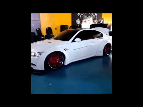LB Performance M3 Forgiato in Taiwan Phone video
