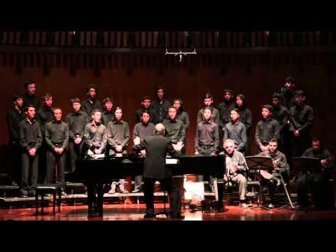 I do Adore Her - Harry Belafonte | Coro Juvenil Masculino - A. Zuleta, director
