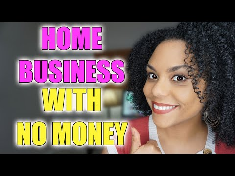 How To Start A Business With No Money From Home! Free Online Business Without Investment!