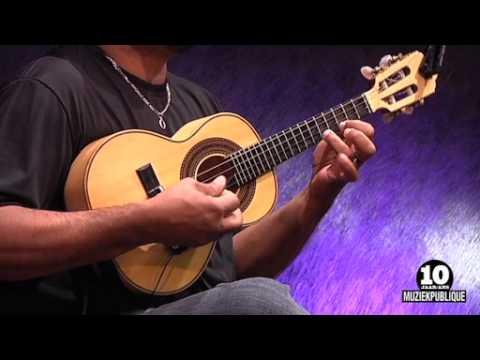 10 Years Muziekpublique | Osman Martins (cavaquinho): Parceria